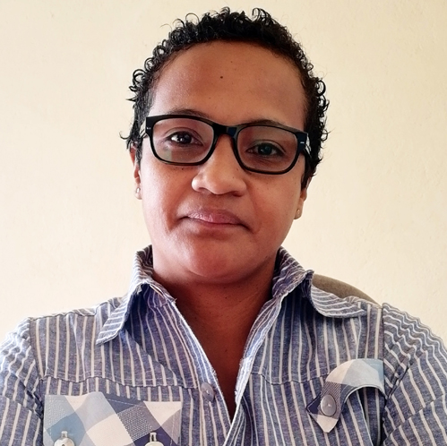 Andoniaina RATSIMAMANGA Secrétaire Générale de la Croix-Rouge Malagasy